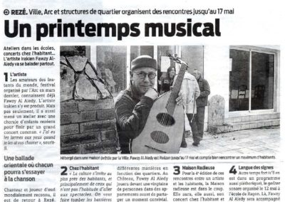 20090422 - Presse Océan - Fawzy