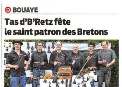 20100512 - Presse Océan - Gouel Erwan St Brévin