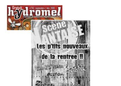 20100920 - Hydromel #26 - Fest-noz St-Lumine-de-Coutais