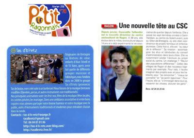 20110201 - Le p'tit Ragonnais n°78