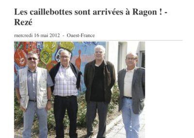 20120516 - Ouest France - Fête des Caillebottes