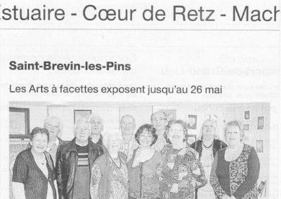 20130523 - Ouest France - Gouel Erwan St Brévin