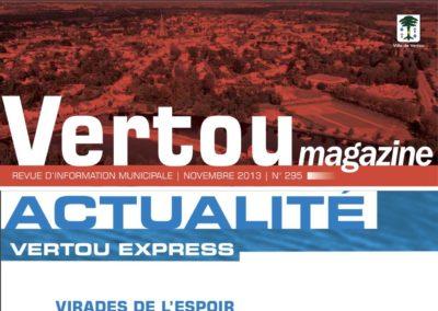 20131105 - Vertou Magazine - Virades de l'Espoir