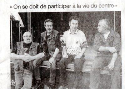 20190530 - Ouest France - Caillebottes Rezé