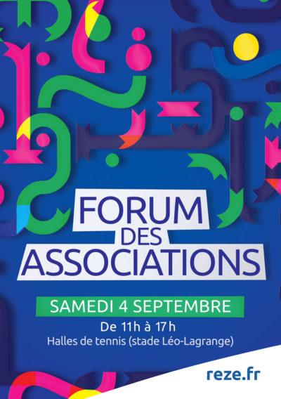 Forum des associations de Rezé